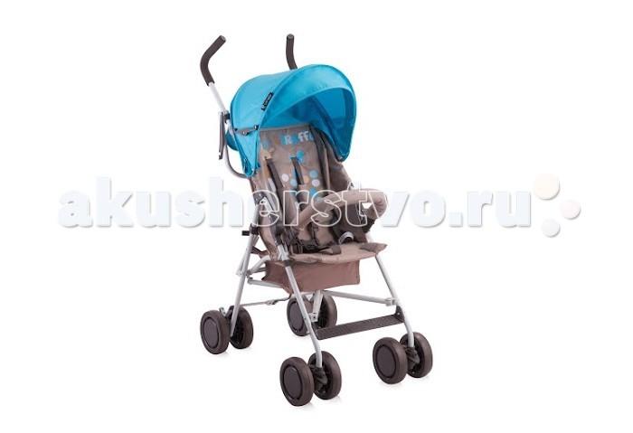 Коляска-трость Bertoni (Lorelli) TrekTrekОчень легкая, компактная и удобная коляска Lorelli Trek.   Особенности: Количество колес - 8,  Регулировка наклона спинки.  Пятиточечные ремни безопасности.  Мягкие накладки на ремни.  Корзина для покупок.   Размеры (ДхШхВ) 70 х 47 х 103 см.  Вес 6 кг<br>