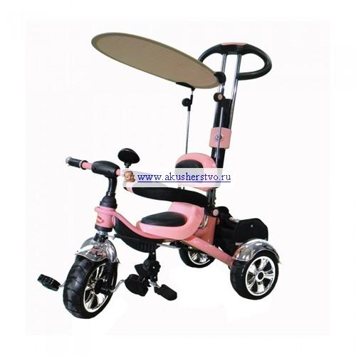 Велосипед трехколесный Bambini Super Trike (А) надувные колеса от Акушерство