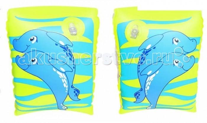 Bestway Нарукавники надувные Дельфин 25х15 см