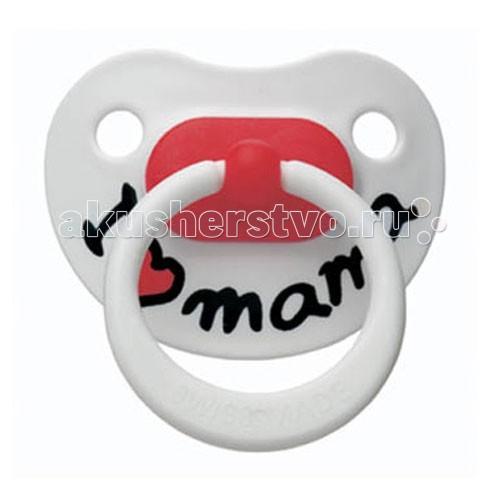Пустышка Bibi Dental силикон Дневная с 16 мес.