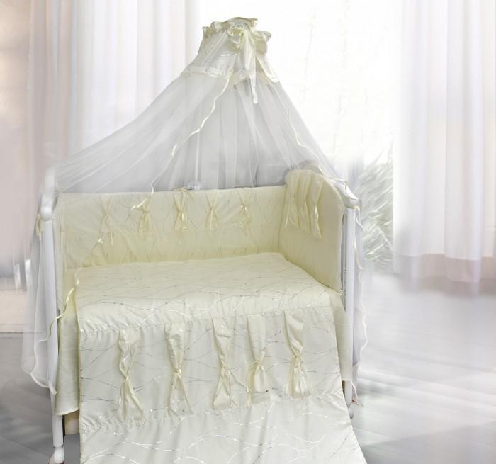 Комплект для кроватки Bombus Нежность (7 предметов)