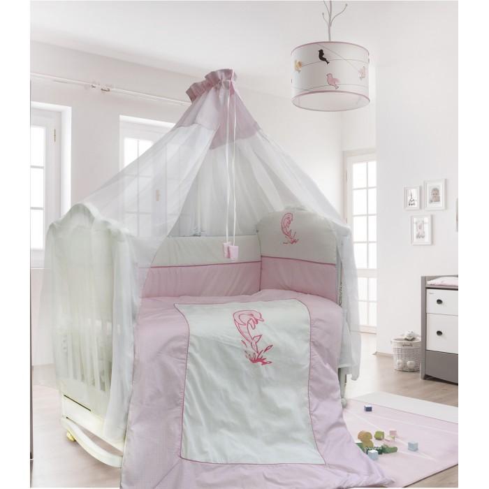 Комплект для кроватки Bombus Дельфинчик (7 предметов)