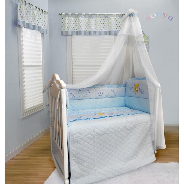 Комплект для кроватки Bombus Соня (6 предметов)
