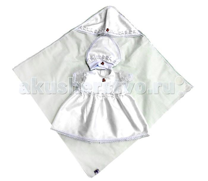 Bombus Крестильный набор для девочки Мира (3 предмета)