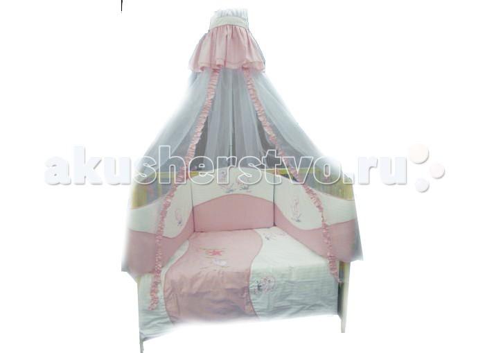 Комплект для кроватки Bombus Морской (7 предметов)