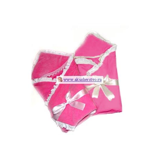 Bombus Одеяло на выписку Малютка велюрОдеяло на выписку Малютка велюрСамое лучшее одеяло на выписку из роддома – это идеально мягкое и легкое одеяло, которое не будет пропускать холодный воздух и предохранит младенца от всех опасностей.   Одеяло является легким и плотным, так как изготовлено из мягкого велюра, который является оптимальным материалом для вещей новорожденных.  ткань велюр, кружева наполнитель - холлкон размер одеяла - 110х110 см вес - 0,45 кг в комплекте одеяло и атласная лента<br>