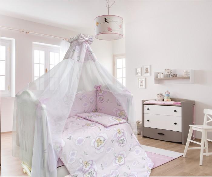 Комплект для кроватки Bombus Сладкий сон (7 предметов)