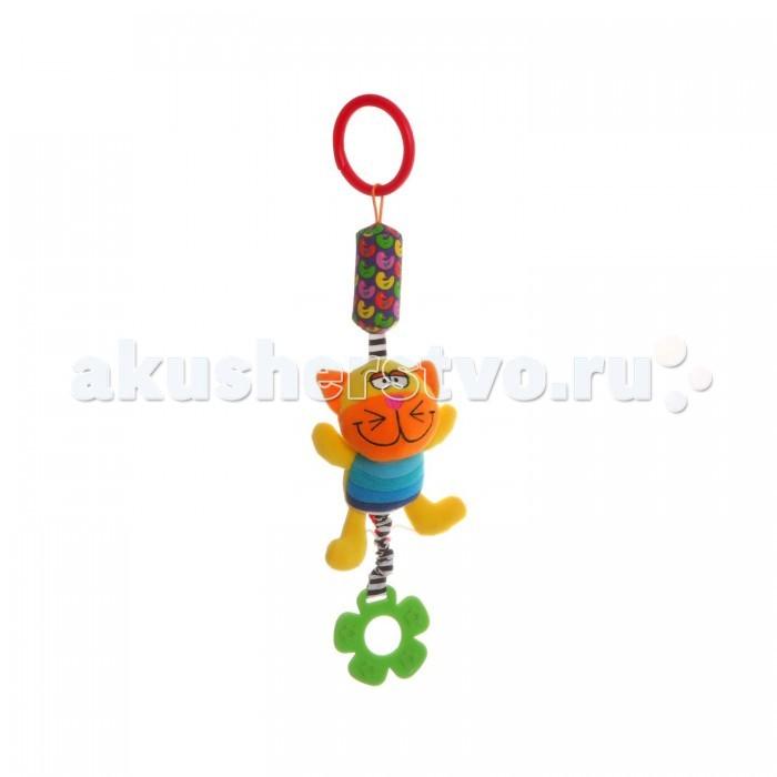 Подвесная игрушка Bondibon Подвеска с колокольчиком 40 см