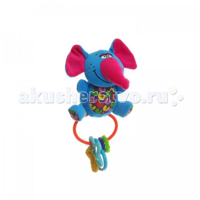 Развивающая игрушка Bondibon Мягкая пищалка 16 см