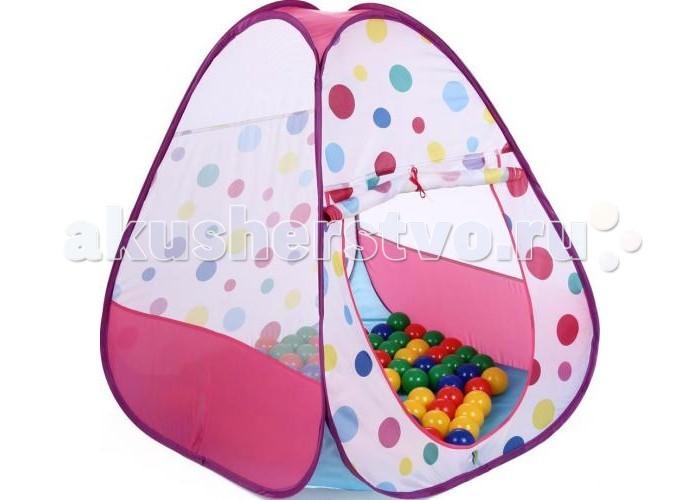 Bony Игровой домик с шариками Треугольник большой