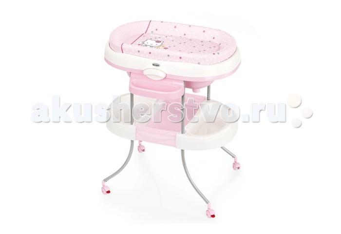 Пеленальный столик Brevi Acqua Light Hello Kitty