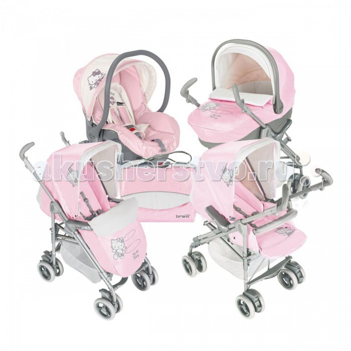 ������� Brevi Millestrade Hello Kitty 3 � 1