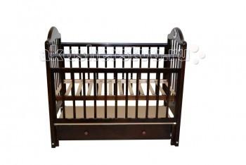 Детская кроватка Briciola - 10 (маятник продольный)