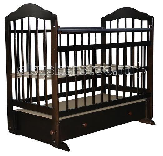 Детская кроватка Briciola - 11 (маятник поперечный)