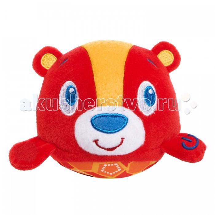 Мягкая игрушка Bright Starts Игрушка-шарик 52098Игрушка-шарик 52098Плюшевые друзья от Bright Starts развлекут вашего малыша.  Особенности: Игрушка-шарик сделана в виде яркого плюшевого животного Игрушка издает смешные звуки, мелодии, если ее подбросить или хлопнуть по ней Игрушка включается нажатием на лапку Дополнительные характеристики: 1. 3 вида в ассортименте (продаются отдельно) 2. В каждом шарике 3 незаменимые батарейки типа AG-13 3. Размер игрушки: 10 х 10 х 10 см<br>