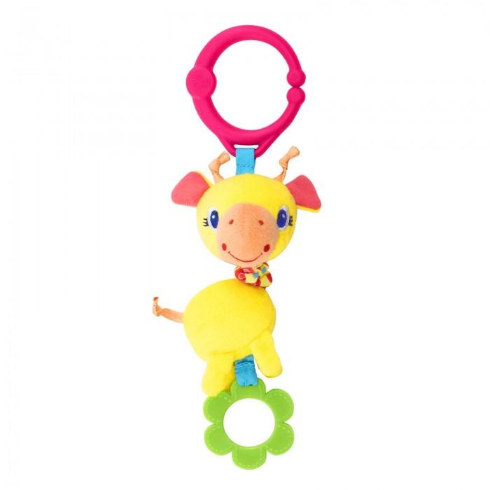 Подвесная игрушка Bright Starts Дрожащий дружок Божьи коровки/Жираф 52073
