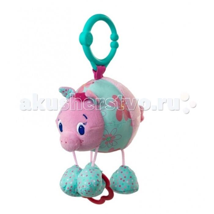 Подвесная игрушка Bright Starts Пчёлка/Хрюша 8987
