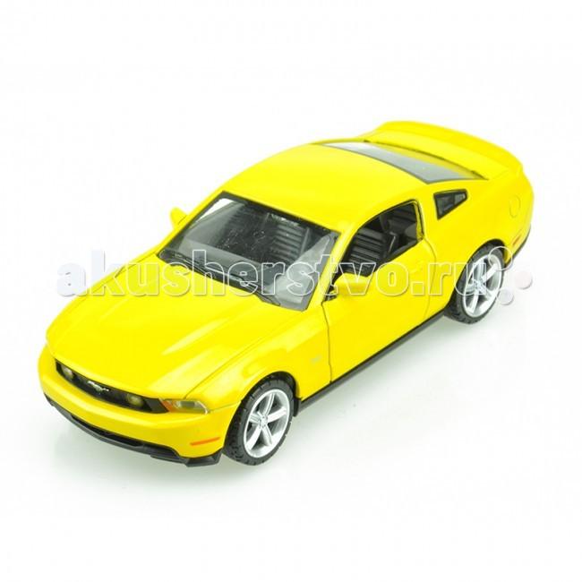 Cai Po (MSZ) Машинка инерционная Форд Мустанг 1:32Машинка инерционная Форд Мустанг 1:32Cai Po Машинка инерционная Форд Мустанг 1:32 представляет собой точную копию настоящего автомобиля.  Особенности: Особенность коллекции в том, что все модели изготовлены по лицензии именитых автопроизводителей.  Машинка изготовлена из металла с элементами пластика и оснащена инерционным механизмом, а также световыми и звуковыми эффектами, что сделает игровой процесс еще более увлекательным.  У машинки открываются капот, двери и вращаются колеса.  Игрушка развивает мышление, внимание, память, усидчивость, мелкую моторику рук. Модель 1:32 Форд Мустанг является отличным подарком не только ребенку, но и коллекционеру.<br>