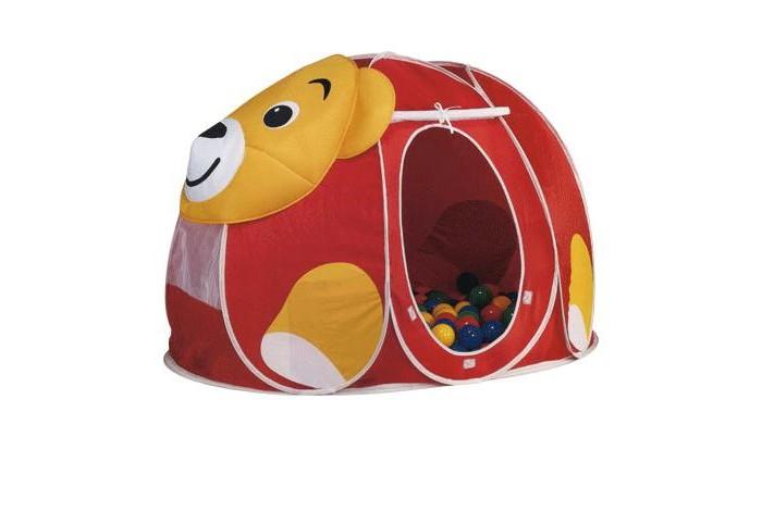 Calida Дом-палатка + 100 шаров Мишка