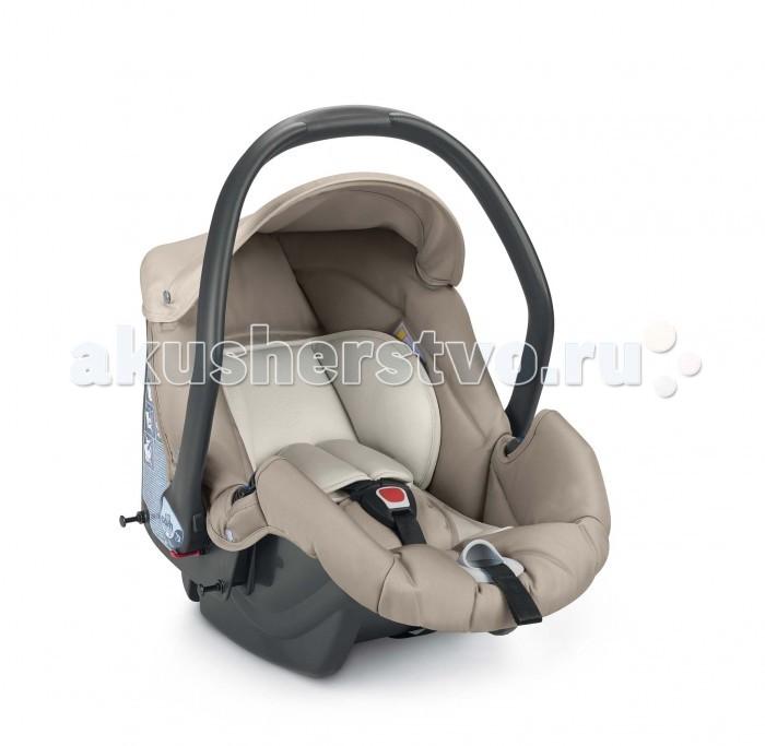 Автокресло CAM Area Zero+ переноскаArea Zero+ переноскаСидение соответствует Европейскому стандарту безопасности ECE R 44/04 и предназначено для детей весом от 0 до 13 кг (возраст 0 - 18 месяцев).   5-ти точечные ремни безопасности  ремни безопасности оснащены мягкими накладками  анатомическая подушка  капюшон от солнца  дополнительная защита от боковых ударов  обивка сиденья съемная и может стираться при температуре 30°C  нетоксичные гиппоаллергенные материалы  удобная эргономичная ручка для переноски  Крепление:  автокресло устанавливается против хода движения автомобиля  возможность установки на переднем и заднем сидении автомобиля  монтируется с помощью штатных ремней безопасности автомобиля  возможность установки на сиденье автомобиля при помощи базы (покупается отдельно)  возможность установки на любое шасси Cam  возможность установки на шасси лицом к маме и наоборот  Мягкая анатомическая подушка позволяет использовать автокресло-переноску с момента рождения малыша. Дополнительно Вы можете приобрести базу с креплением IsoFix.   Общие размеры (вxдxш): 58х65х43.5 см Вес: 3,6 кг<br>