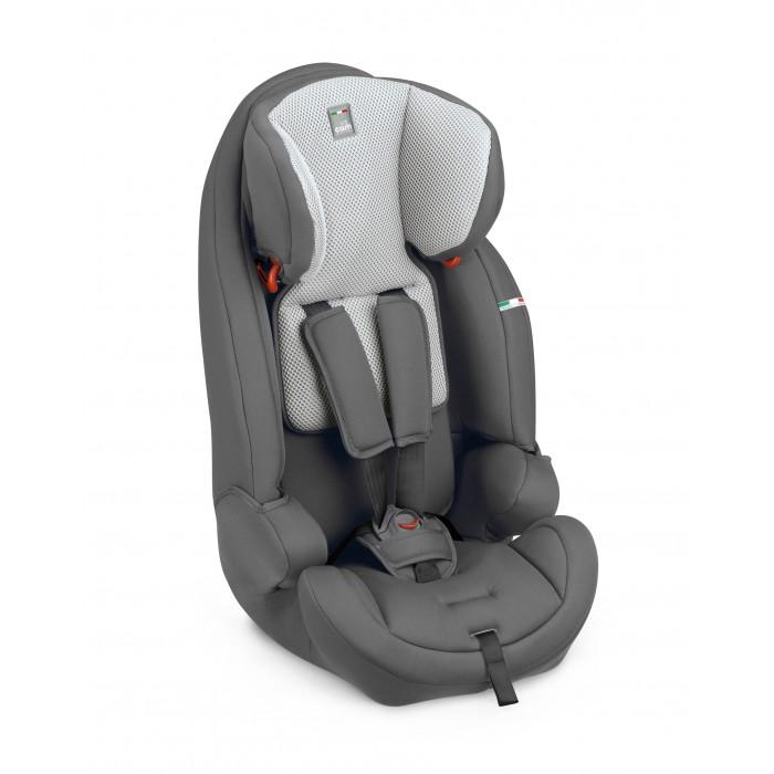 Автокресло CAM Le MansLe MansАвтокресло CAM Le mans: отвечающее всем требованиям безопасности для групп 2-3 (15-36 кг), снабжено удобной спинкой и усиленной боковой защитой в районе головы.По мере роста вашего малыша спинка в дальнейшем может отстёгиваться и кресло превратится в сиденье группы 3 (бустер).Подголовник регулируется по высоте вместе с мягкой подкладкой под спинку, что служит дополнительным удобством для ребенка. Раскладывается в положение комфорт/сон, т.е. немного отклоняясь назад, насколько позволяет штатная спинка сидения вашего автомобиля  Основные характеристики:  пятиточечные ремни безопасности подголовник и спинка регулируются по высоте и по углу наклона мягкие подлокотники спинка съемная без спинки кресло можно использовать как сиденье для детей от 25 до 36 кг боковая защита от удара кресло крепится штатными ремнями безопасности чехол съемный, стирается при 30 градусах  Размеры: 43х43х75см Вес: 4,45кг<br>