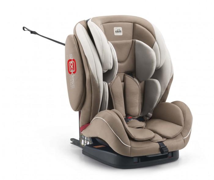 Автокресло CAM Regolo IsoFixRegolo IsoFixАвтокресло Cam Regolo IsoFix обеспечит максимальную степень безопасности Вашему самому драгоценному пассажиру во время поездок на автомобиле. Удобное сиденье, регулируемая по наклону спинка, пятиточечные ремни безопасности с мягкими накладками и система крепления IsoFix – это только часть преимуществ Cam Regolo IsoFix, которые непременно будут по достоинству оценены всеми современными родителями и их непоседливыми чадами.  Особенности: предназначено для детей от 1 года до 10-12 лет (от 9 до 36 кг) соответствует Европейским стандартам безопасности ЕСЕ R44/04 с боковой защитой от удара для головы мягкий подголовник, регулируемый по высоте 5-точечные ремни безопасности с мягкими нескользящими протекторами и поясная застежка регулируемая спинка в 5-ти положениях простой механизм регулировки высоты ремней безопасности, встроенная направляющая для ремня обивка легко снимается и стирается при температуре 30°C легкая и быстрая установка устанавливается по направлению движения автомобиля, при помощи штатных ремней автомобиля (имеется встроенная направляющая ремня) и системы IsoFix  Размеры (дxшxв): 52х50х64 см Вес:  10.9 кг<br>