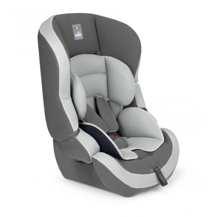 Автокресло CAM Travel EvolutionTravel EvolutionАвтокресло группы 1/2/3 (предназначено для детей весом от 9 до 36 кг).  Глубокое комфортабельное сиденье с подголовником и ремнями безопасности. Спинка отстегивается, и автокресло превращается в сиденье. Покрытие снимается и стирается при температуре 30 градусов.  Особенности: Защита от боковых ударов Внешние габариты кресла 47 x 46 x 64 см Мягкий подголовник Вкладыш для новорожденного Регулировка наклона спинки Регулировка высоты подголовника Возможность снять и постирать покрытие<br>