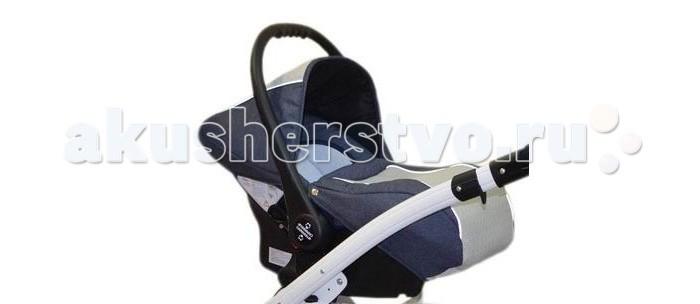 Автокресло Camarelo SirionSirionАвтокресло Sirion (0-13 кг) можно установить не только в автомобиле, но и на раму коляски Camarelo Sirion, что при походах в гости или по магазинам позволит молодым родителям не брать с собой люльку, а ортопедический матрасик в автокресле проследит за правильным развитием вашего малыша. Снизу автокресло имеет закругленную форму, благодаря чему оно без труда прямо в поездке превращается в колыбельку, где уютно и комфортно, как дома.  Характеристики: подходит с самого рождения и до 13 кг способ установки спиной вперед количество положений ручки: 2 автокресло оборудовано двухсекционным складывающимся и раскладывающимся капюшоном чехол на ножки малыша дополнительный вкладыш для новорожденного с функцией колыбели на полу (функция качания) удобная регулируемая ручка съемная обивка для деликатной стирки трехточечная система крепления малыша фиксация в автомобиле против хода движения, штатным ремнем или через базу Isofix (приобретается отдельно) европейский сертификат безопасности ECE R44/04 легкая установка на шасси через адаптеры (входят в комплект)<br>