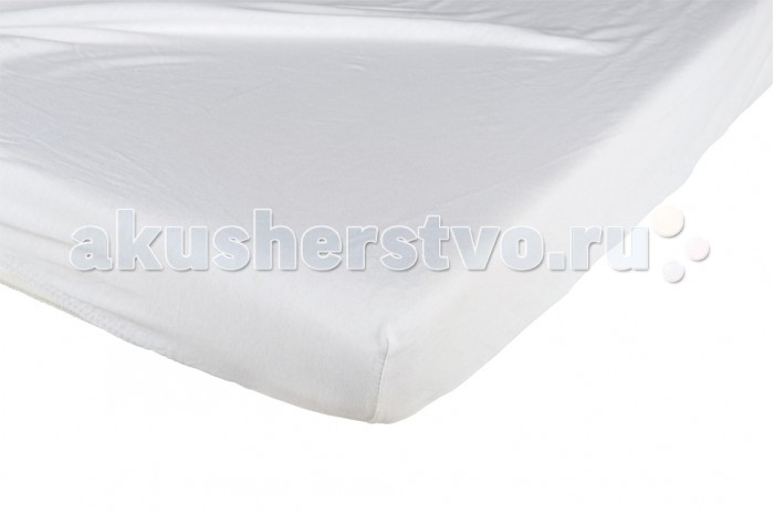 Candide �������� Ivory Cotton Fitted sheet 130�/�2 60x120 ��