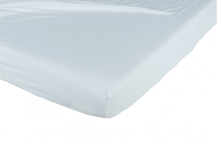 Candide Простыня Ivory Cotton Fitted sheet 130г/м2 60x120 см от Акушерство