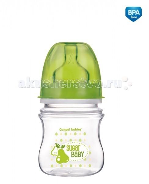 Бутылочка Canpol Антиколиковая babies Фрукты 120 мл 35/212Антиколиковая babies Фрукты 120 мл 35/212Антиколиковая бутылочка Canpol Babies коллекция Фрукты 120 мл 35/212 изготовлена из полипропилена нового поколения.   Повышенная прозрачность бутылочки говорит об отсутствии вредных веществ в полипропилене. Усовершенствованный воздухоотводящий клапан в соске сокращает риск возникновения колик у ребенка.  Форма соски напоминает материнскую грудь – позволяет сочетать грудное и искусственное вскармливание.  Благодаря широкому горлышку, бутылочку легко мыть и наполнять питанием. Точная мерная шкала позволяет приготовить питание в точных пропорциях Объем: 120 мл Состав: полипропилен Возраст: с 3 месяцев<br>