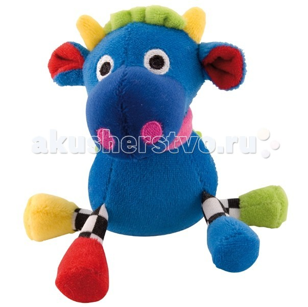 Подвесная игрушка Canpol с погремушкой