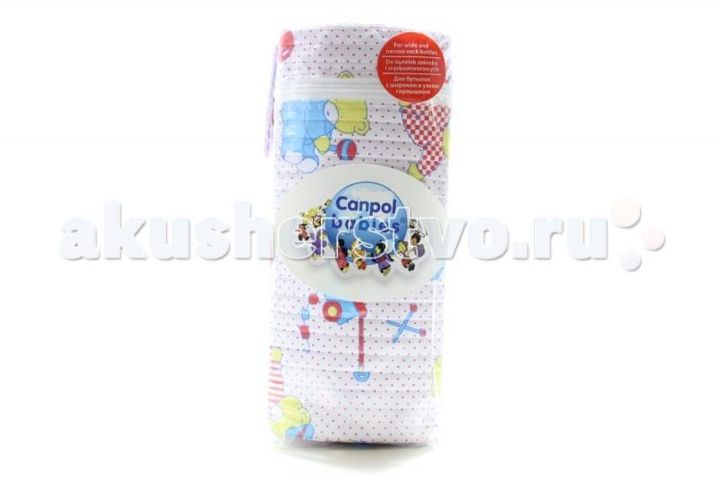 Canpol Термоупаковка для фигурных бутылочек 9/225 от Акушерство