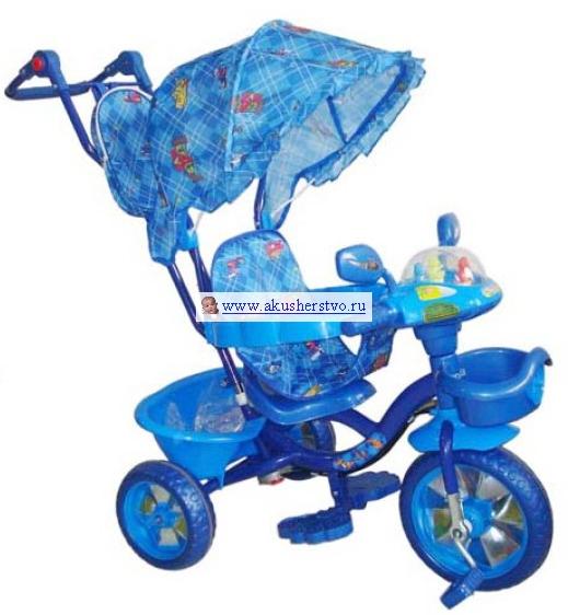 Велосипед трехколесный Capella 208B2