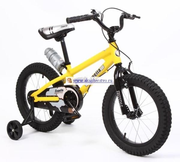 Велосипед двухколесный Capella S-16