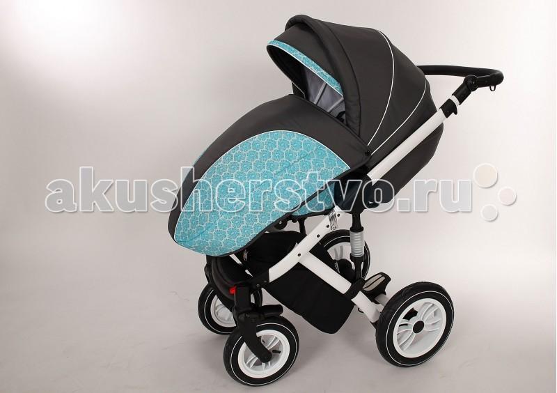 КОЛЯСКА CAR-BABY GRANDER 2 В 1