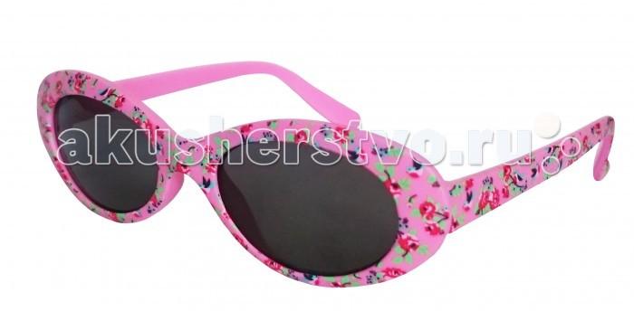 Солнцезащитные очки Caramella с красными розами от Акушерство