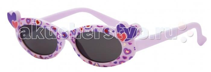 Солнцезащитные очки Caramella с сердечками от Акушерство