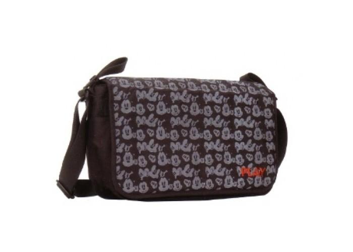 Casualplay Сумка Necesser Disney AzulСумка Necesser Disney AzulСумка Necesser Disney – компактная и практичная сумка для мамы, ее малыша и всей семьи! Все самое необходимое на прогулке у вас собой. В комплект входит мягкий матрасик для пеленания, который является верхним клапаном сумки, кармашек для подгузников. Даже при максимальной нагрузке сумка будет держать форму, за счет дополнительной набивки. Для более удобной переноски имеется лямка через плечо и два крепления для фиксации сумки на коляски.   Размеры (д&#215;ш&#215;в): 37&#215;10&#215;24 см<br>