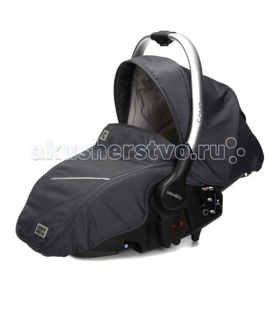 Автокресло Casualplay SonoSonoАвтокресло Casualplay Sono - предназначено для детей весовой категории до 13 кг. Кресло фиксируется штатными ремнями автомобиля, против хода движения. Данную модель автокресла можно использовать как в качестве автомобильного сиденья, так и в качестве люльки-переноски, помимо того оно устанавливается на все коляски Casualplay. Усиленная боковая защита, 3-х точечные ремни безопасности обеспечивают максимальную безопасность и защиту, а регулируемая спинка и дышащие ткани обивки придают дополнительное удобство и комфорт в момент использования данного автокресла.  Характеристики: максимально допустимый вес ребенка: 13 кг 3-хточечные ремни безопасности  3 положения наклона спинки  козырек от солнца  мягкий подголовник  съемные чехлы способ крепления в автомобиле штатными ремнями безопасности размеры (шхгхв): 40х78х50 см<br>