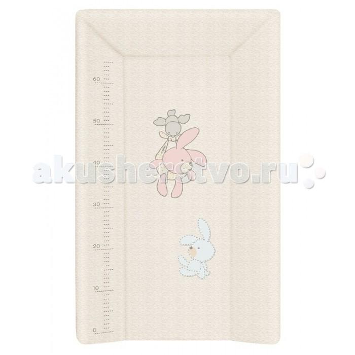 Накладка для пеленания Ceba Baby 50х80 с изголовьем