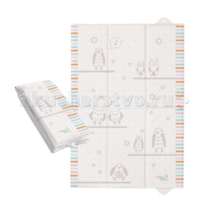 Накладка для пеленания Ceba Baby для путешествий 40х60 см