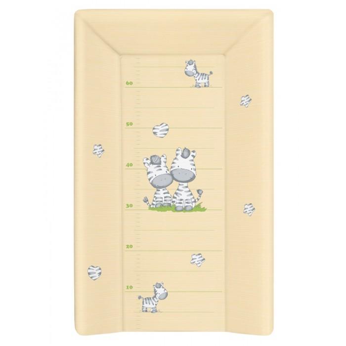 Накладка для пеленания Ceba Baby На жестком основании 70х50 см с изголовьем