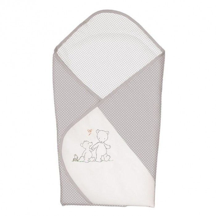 Ceba Baby Одеяло-конверт Baby Papa Bear (вышивка)Одеяло-конверт Baby Papa Bear (вышивка)Ceba Baby Одеяло-конверт Baby Papa Bear (вышивка)  Особенности: уютное и практичное одеяло-конверт для новорождённого удобная застёжка на липучке изготовлен из 100% хлопка, изнутри отделан мягким хлопковым трикотажем, дополнительно утеплён конверт украшен нарядной вышивкой размер одеяла в разложенном виде: 74х74 см.<br>