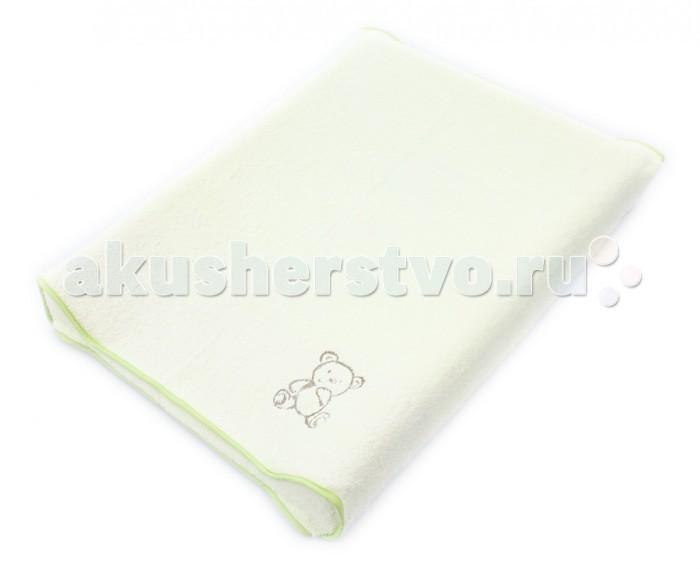Накладка для пеленания Ceba Baby Простынь на резинке на пеленальный матрасик 50x70 см