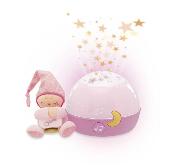Chicco Звездный ночник-проектор Первые грёзы