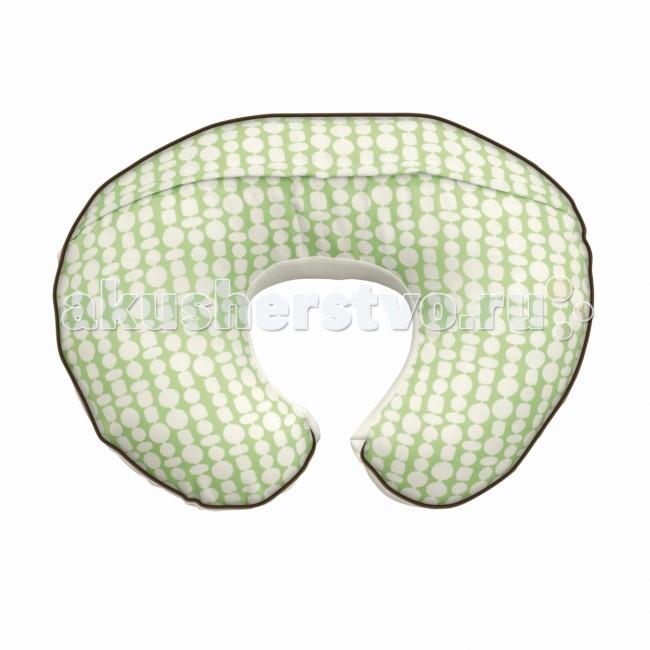 Chicco Подушка для кормления Boppy с 2-х сторонним чехлом