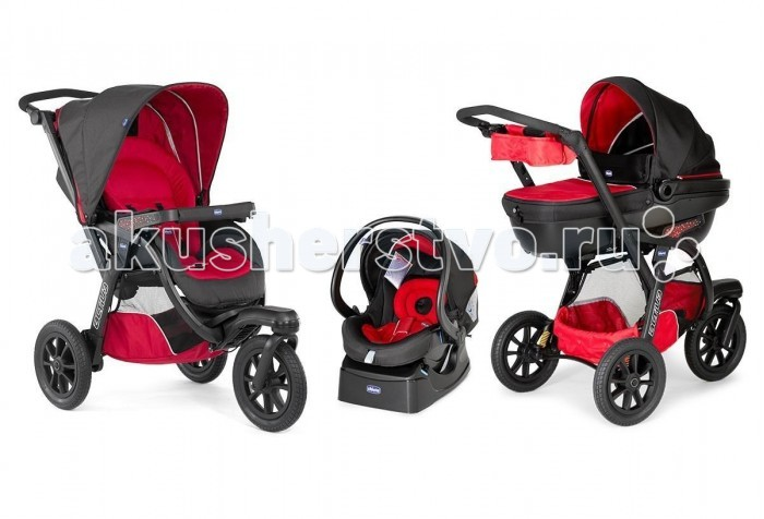 ������� Chicco Trio Activ3 With Kit Car 3 � 1