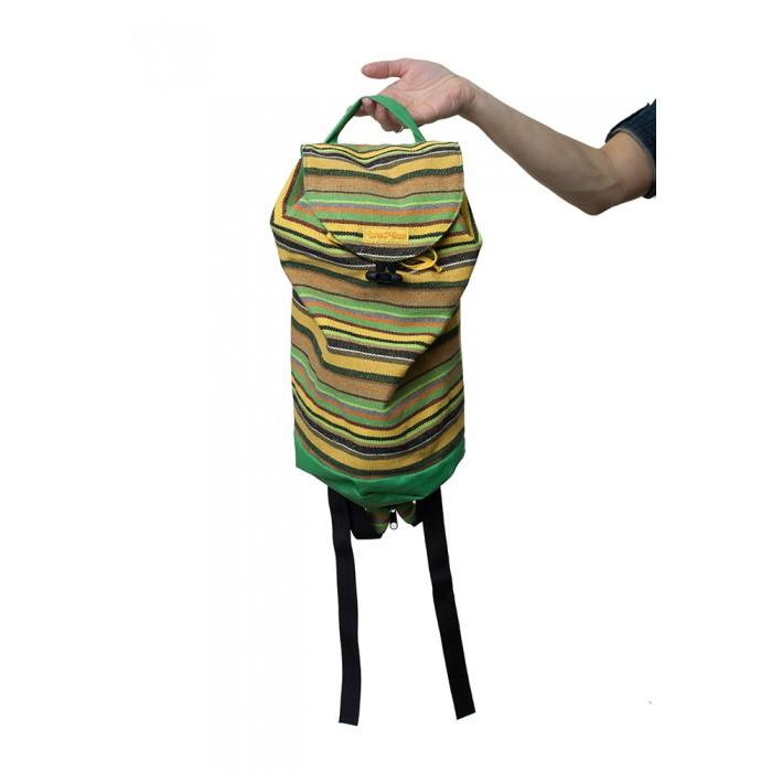 Чудо-чадо Сумка-рюкзак для мамы УичолиСумка-рюкзак для мамы УичолиСумка-рюкзак для мамы Уичоли Чудо-чадо  Уичоли – это племя индейцев, которые носят множество вышитых сумочек и вообще любят слинги, сумки, такачество и вышивку. За это антропологи назвали Уичолей «племенем художников».  Стильный дизайн Мы выбрали самую жизнерадостную и стильную ткань, какую только смогли найти. Рюкзак несёт дух свободы и позитива. С ним и мама, и малыш будут чувствовать себя уверенно и комфортно.   6 расцветок на любой вкус Спокойные и яркие, для папы и для мамы, к разным нарядам – каждый может выбрать рюкзак себе по вкусу.  Сумка-рюкзак в цвет слинг-рюкзака Вечная проблема, куда положить кошелёк, телефон и ключи теперь решена. Приобретите сумку для мамы «Уичоли» и не ломайте голову как распихать всё по карманам. Сумка для мамы и слинг-рюкзак выполнены в одном стиле «кантри». Мы использовали минимум фурнитуры, чтобы подчеркнуть простоту и самобытность изделия.<br>