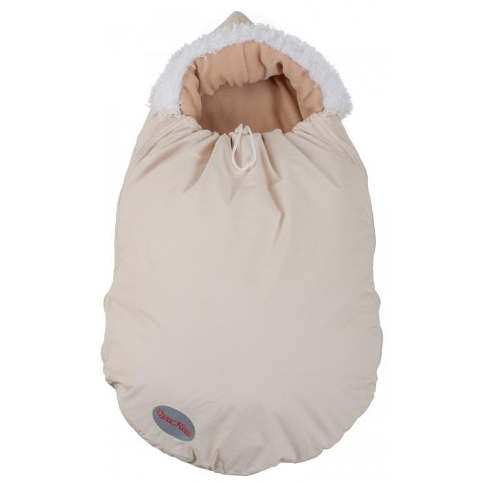 Зимний конверт Чудо-чадо Зимовенок для новорожденных